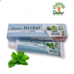 Pasta do Zębow Dabur Herbal Toothpaste (Basil)