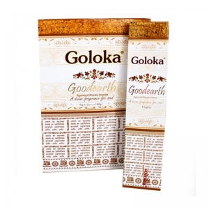 Goloka Kadzidła Good Earth 15g.